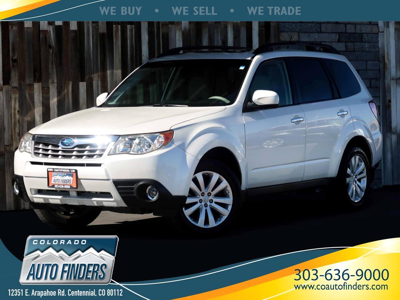 Subaru Forester 2.5X Premium 2013