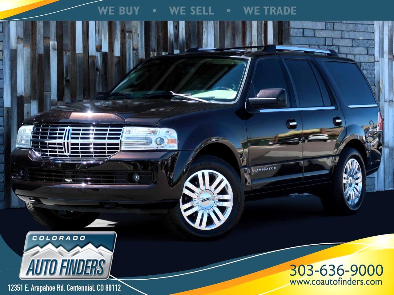 Lincoln Navigator 4WD 2013