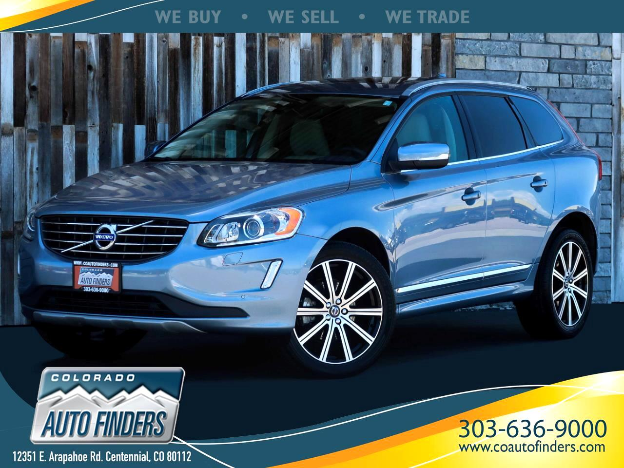 Volvo XC60 T6 Inscription AWD 2017