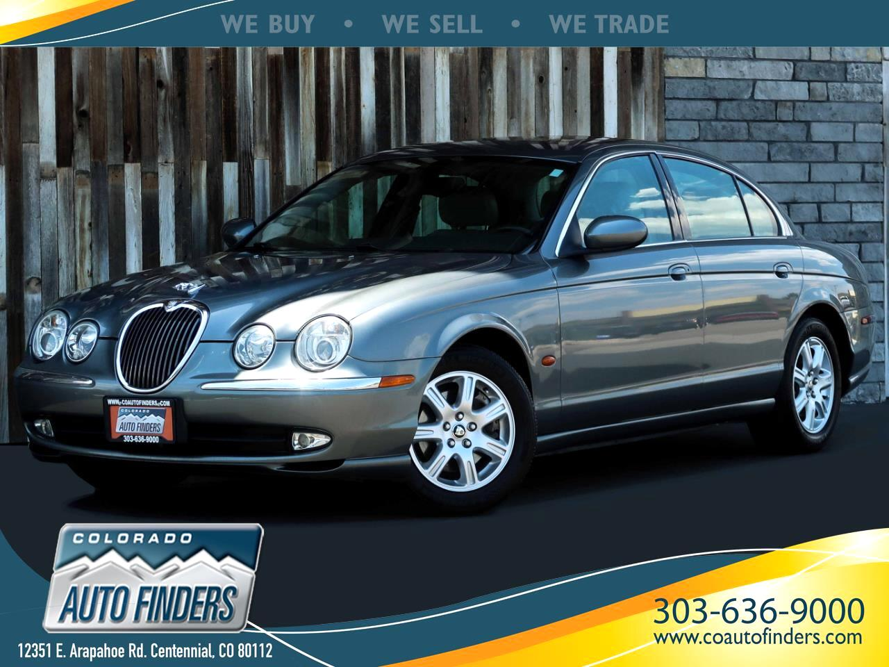 Jaguar S-Type 3.0 2003
