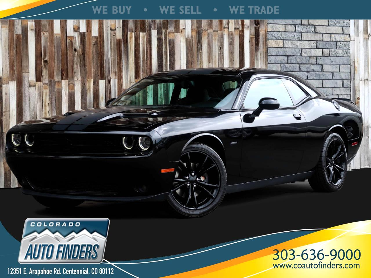 Dodge Challenger R/T Plus 2016