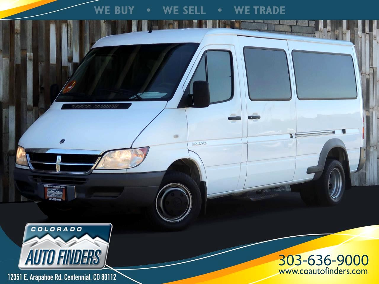 Dodge Sprinter Van 3500 144-in. WB 2006