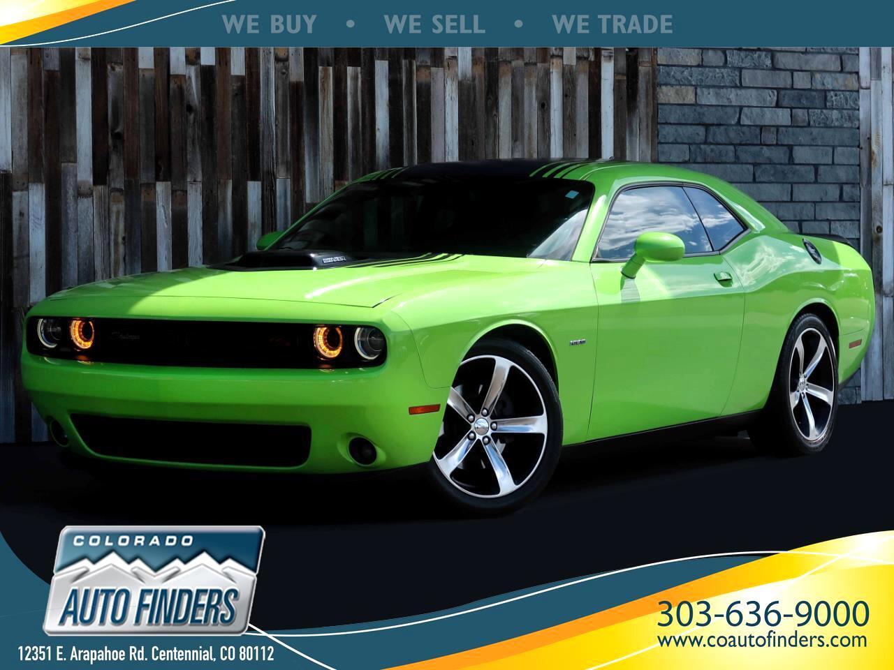 Dodge Challenger R/T Plus 2015