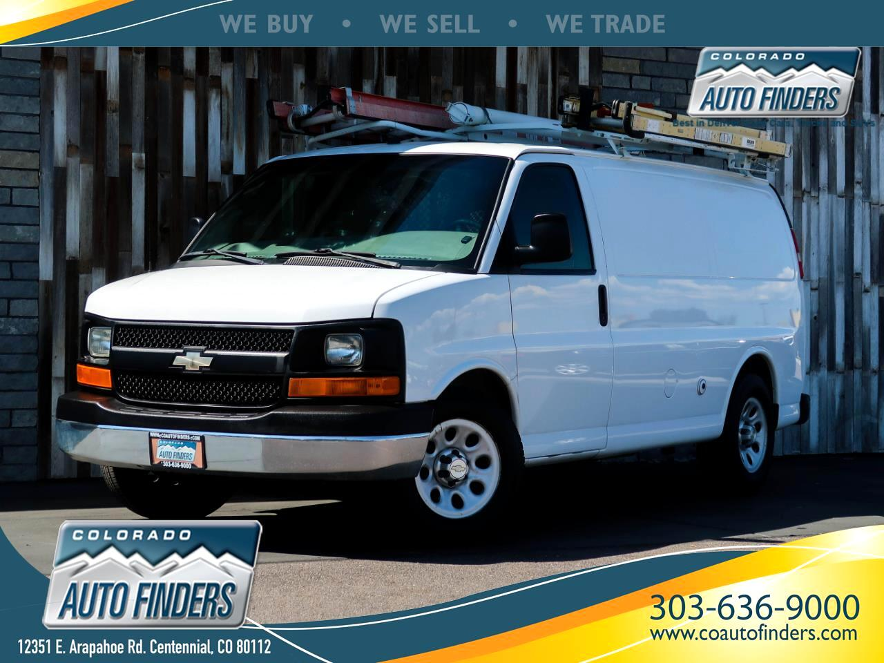 Chevrolet Express 1500 AWD Cargo 2011