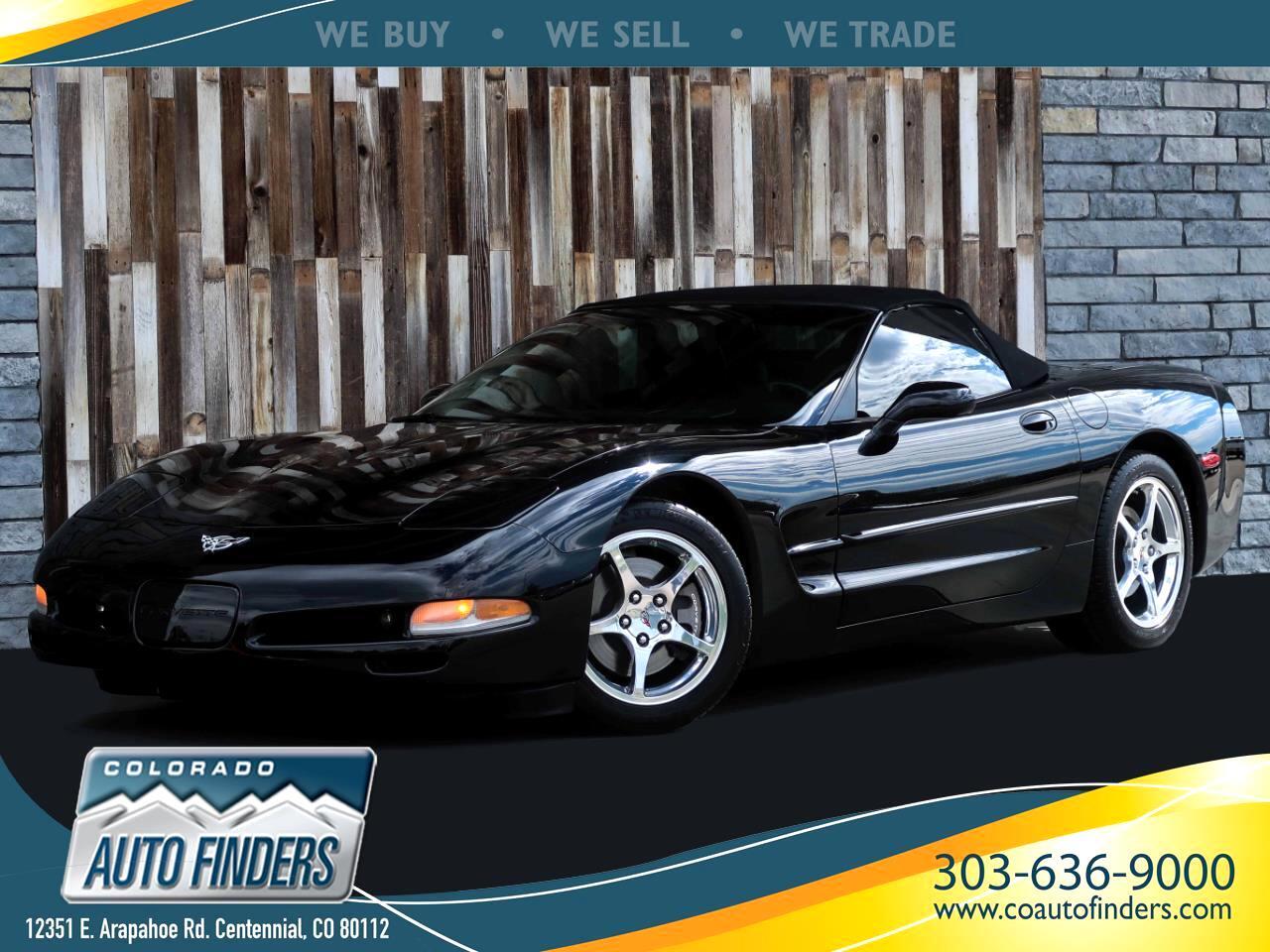 Chevrolet Corvette Convertible 2003