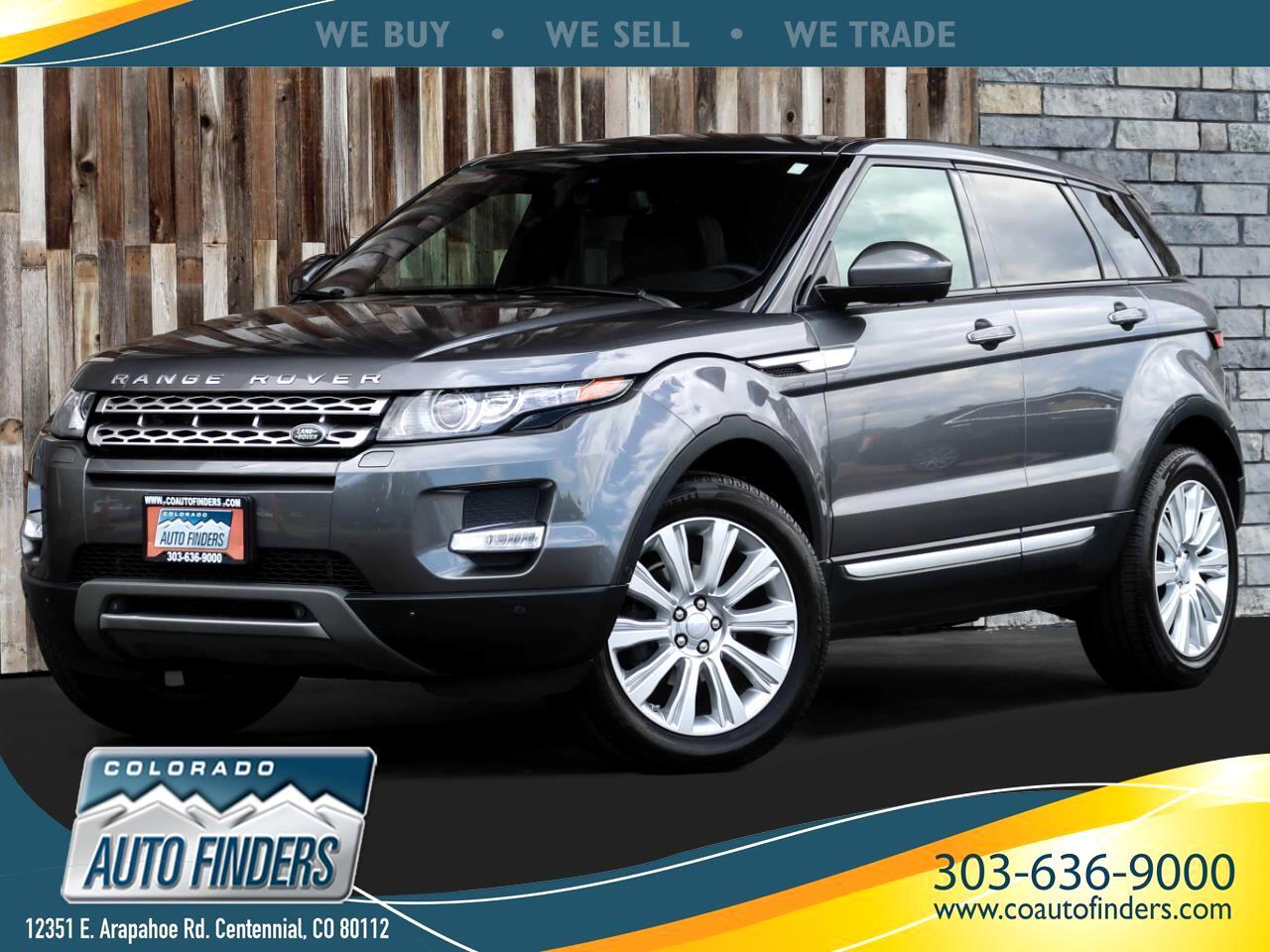 Land Rover Range Rover Evoque Prestige Premium 5-Door 2015