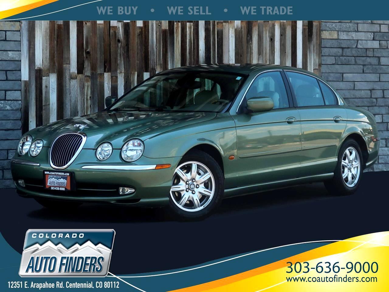 Jaguar S-Type 4.0 2000
