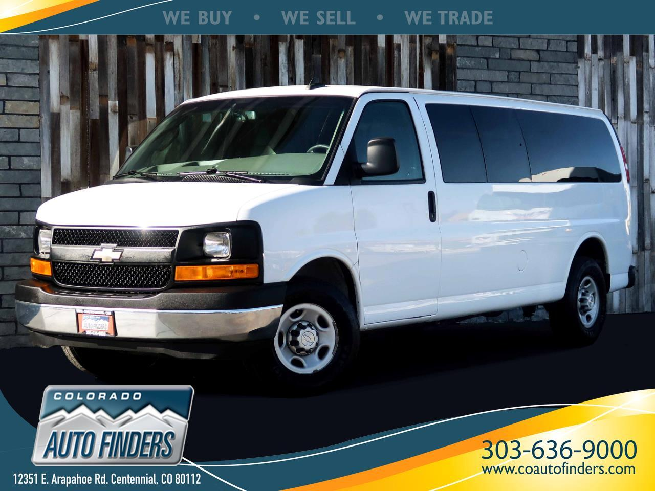 Chevrolet Express LS 3500 Extended 2017