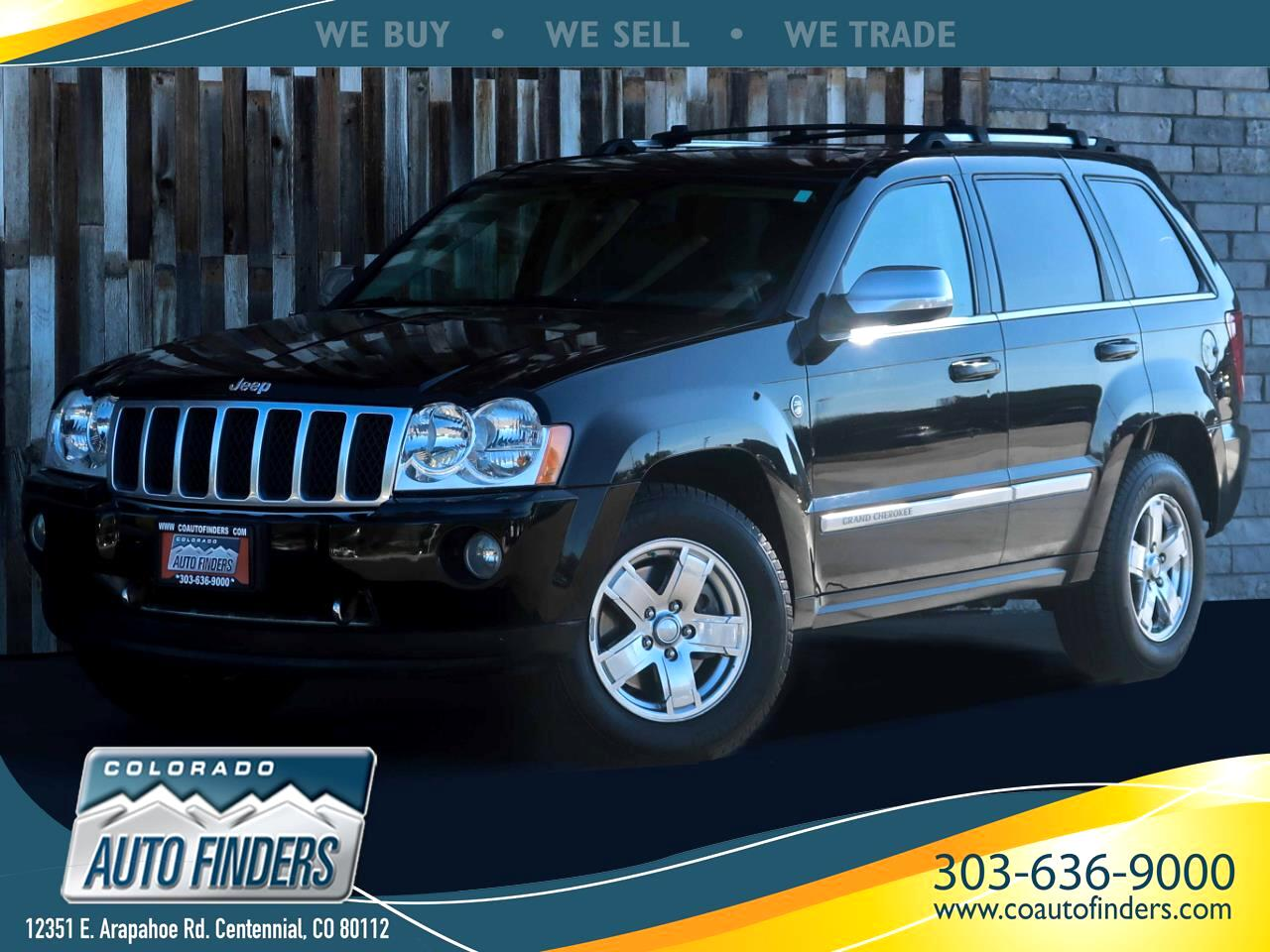 Jeep Grand Cherokee Overland 4WD 2006