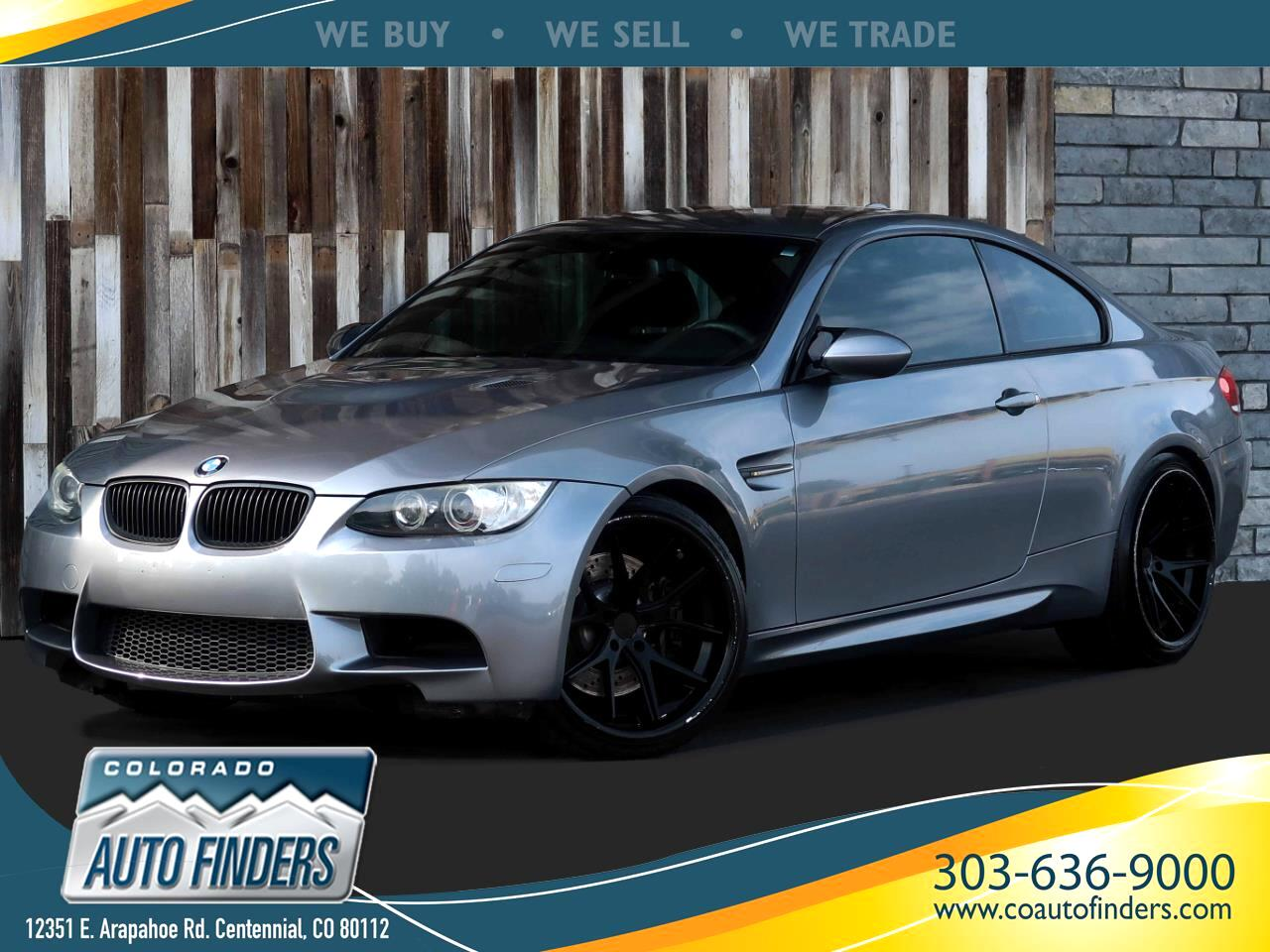 BMW M3 Coupe 2009
