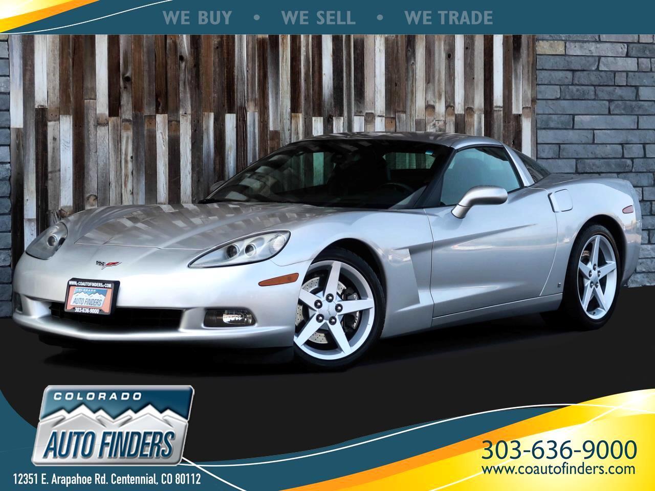 Chevrolet Corvette Coupe 2006
