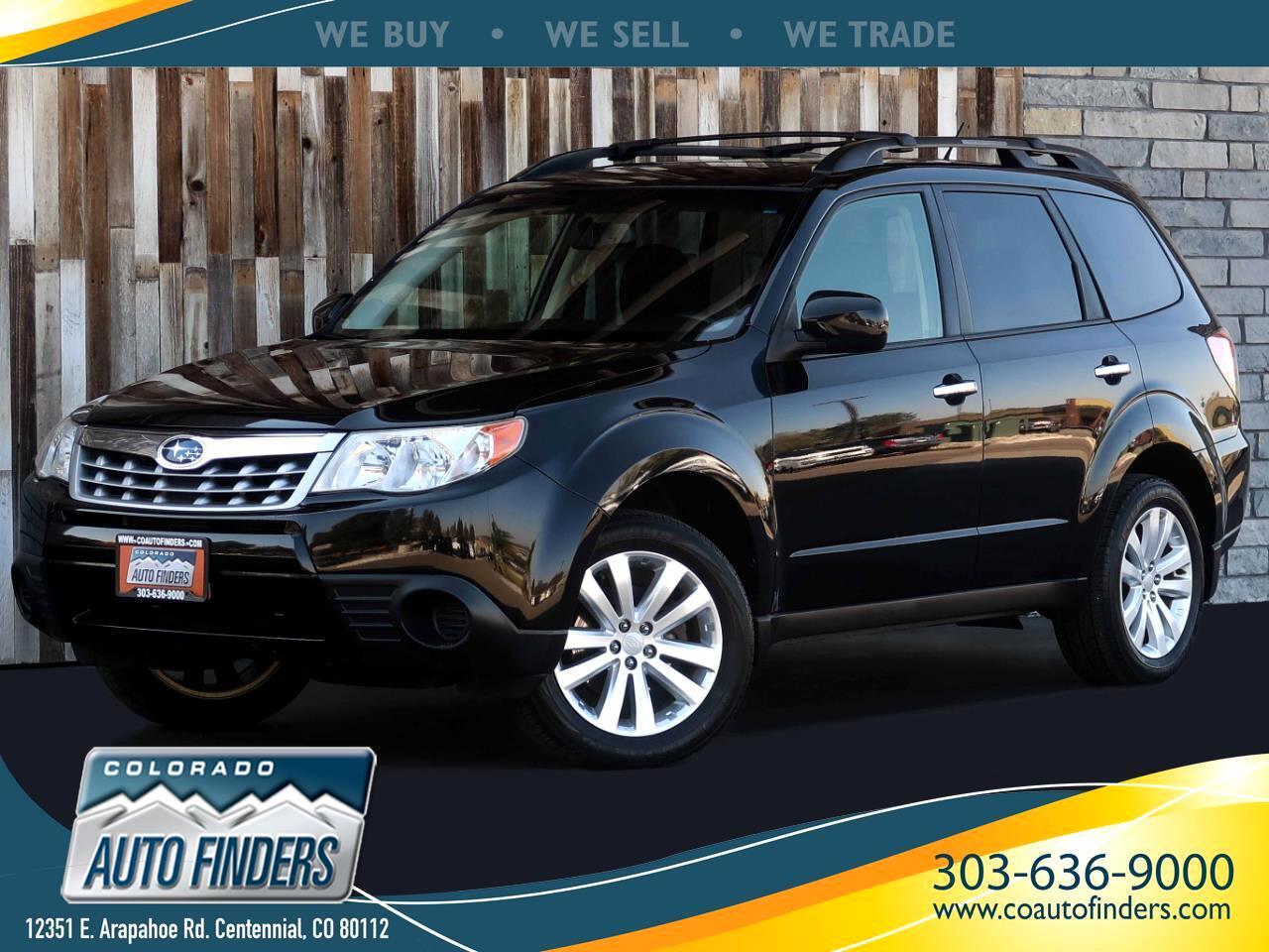 Subaru Forester 2.5X Premium 2012