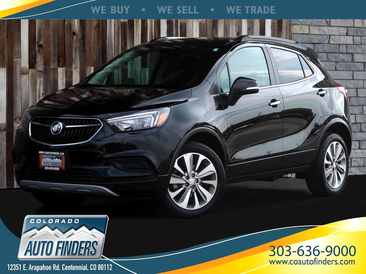 Buick Encore Preferred AWD 2018
