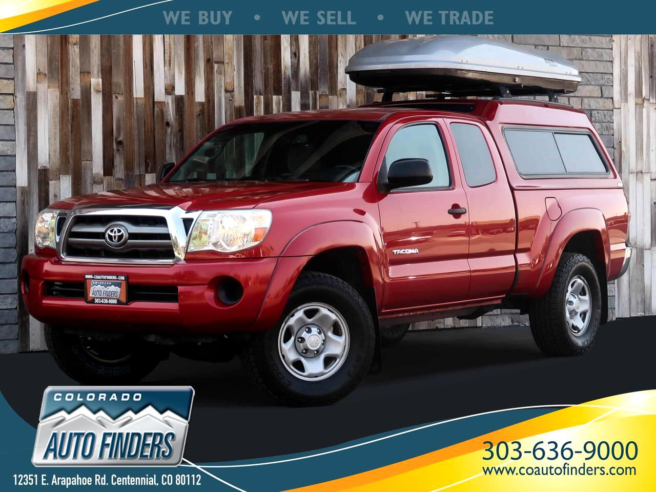 Toyota Tacoma PreRunner Access Cab 2WD 2010