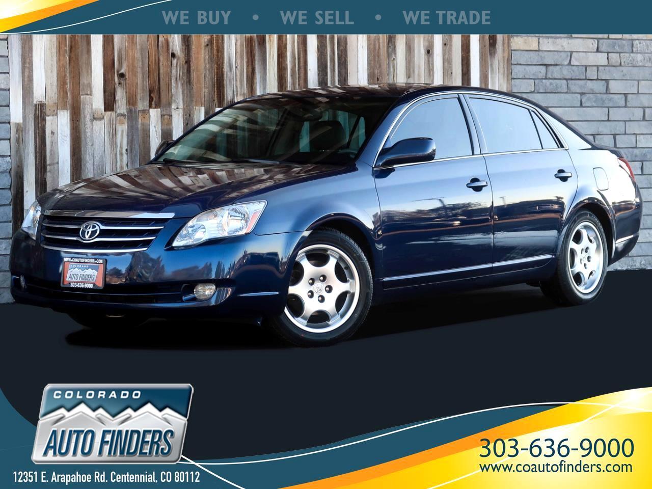 Toyota Avalon 4dr Sdn XLS (Natl) 2005