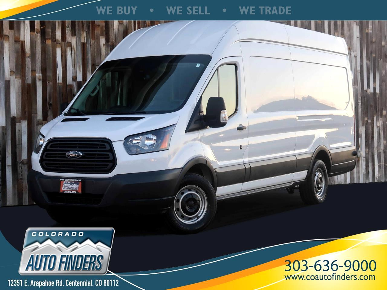 Ford Transit 350 Van High Roof w/Sliding Pass. 148-in. WB EL 2016
