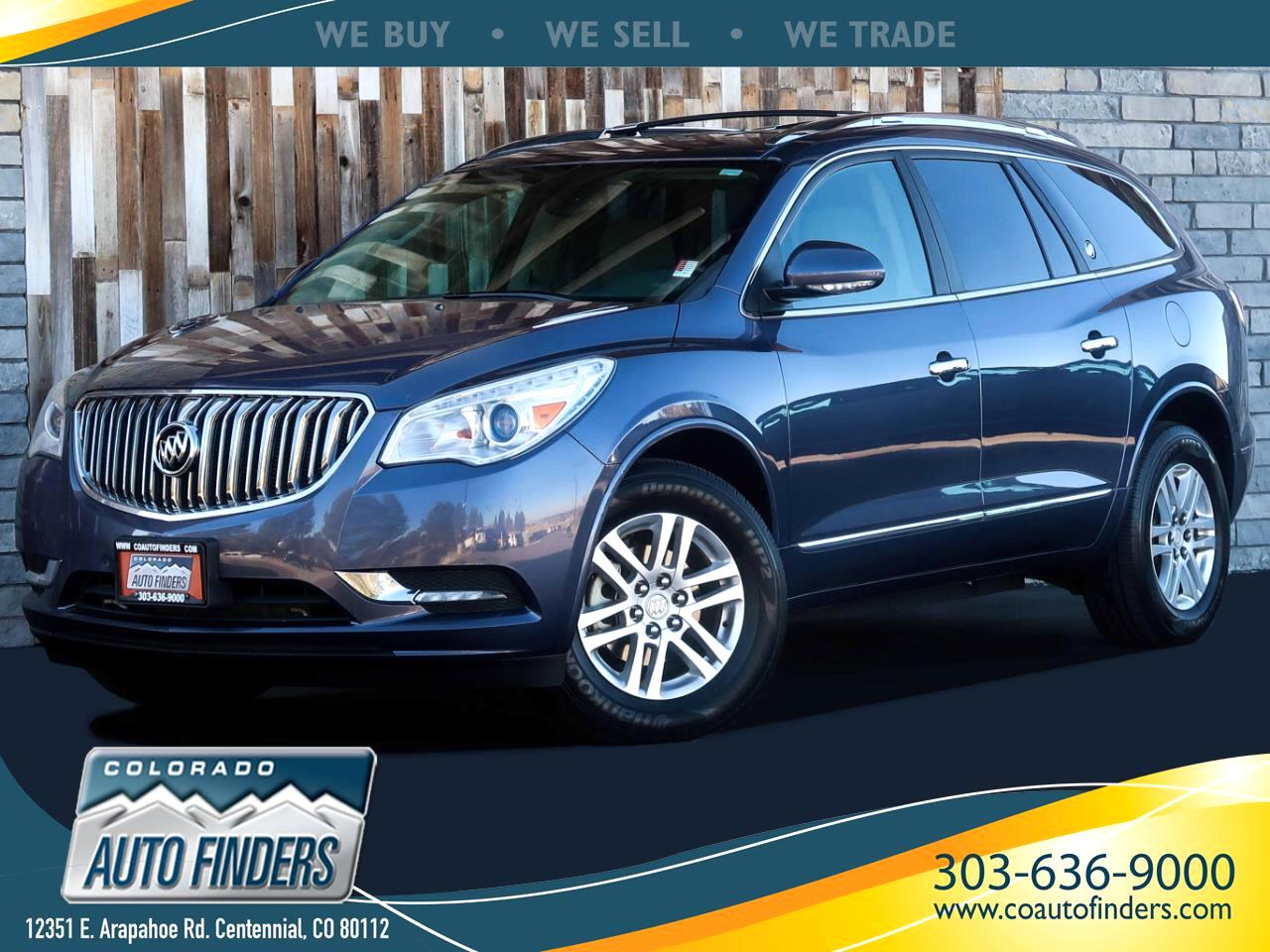 Buick Enclave Convenience AWD 2014