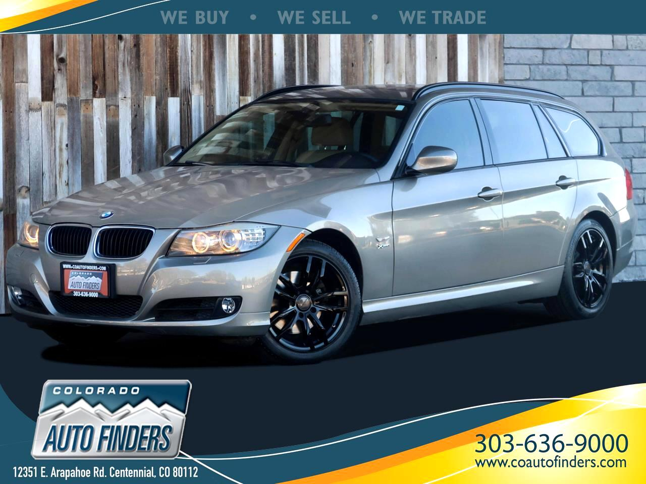 BMW 3-Series Sport Wagon 328i xDrive 2011