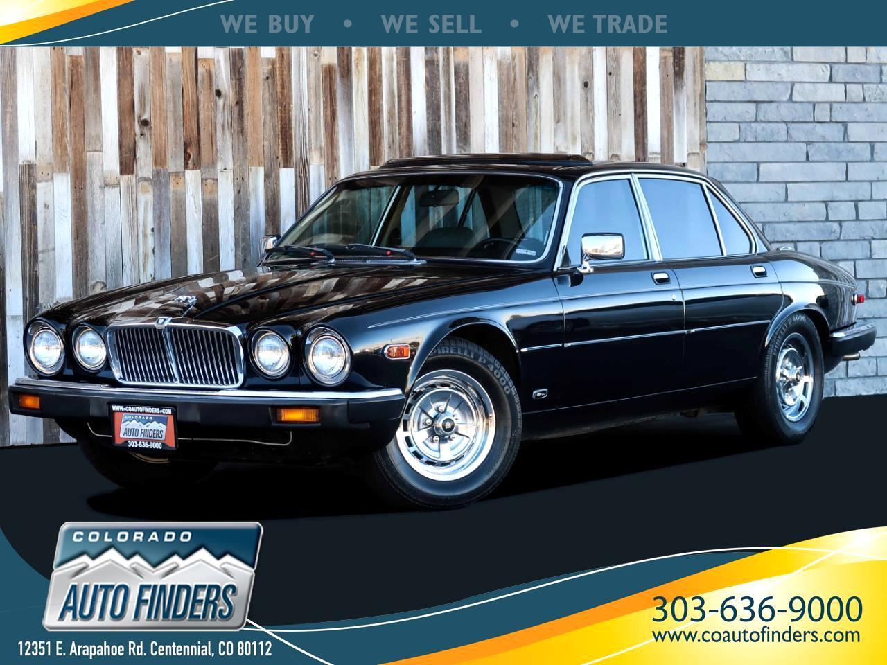 Jaguar XJ6 Base 1986