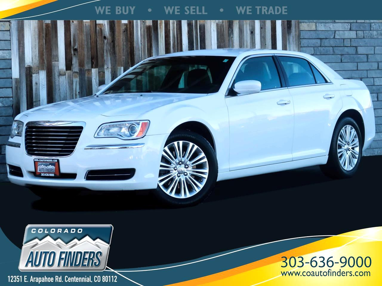 Chrysler 300 AWD 2014