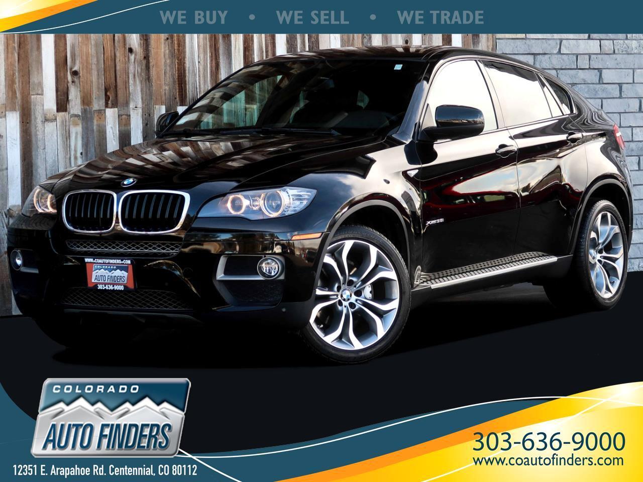 BMW X6 xDrive35i 2013