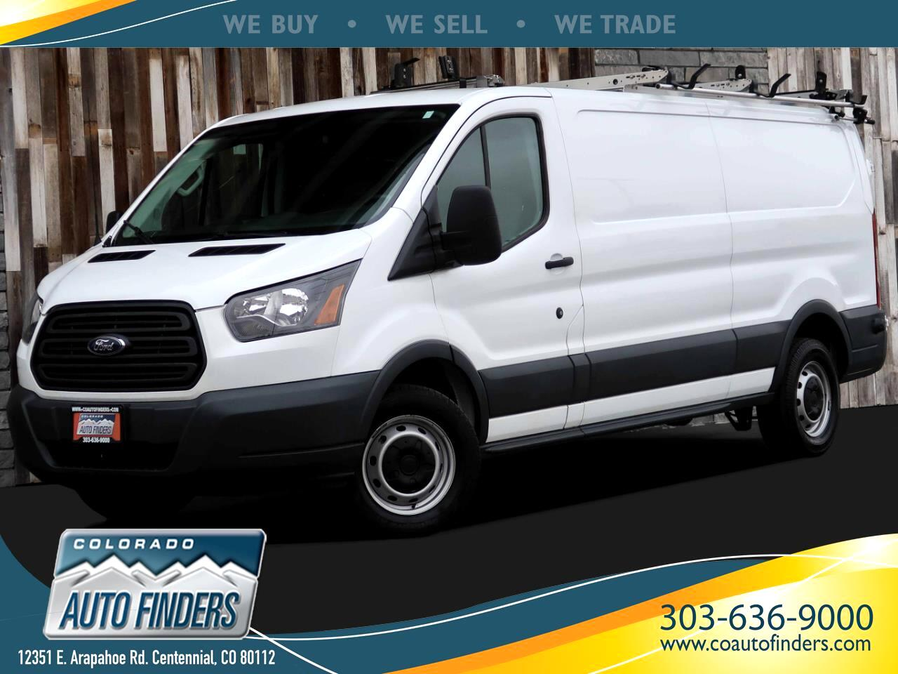 Ford Transit 350 Van Low Roof w/Sliding Pass. 148-in. WB 2017