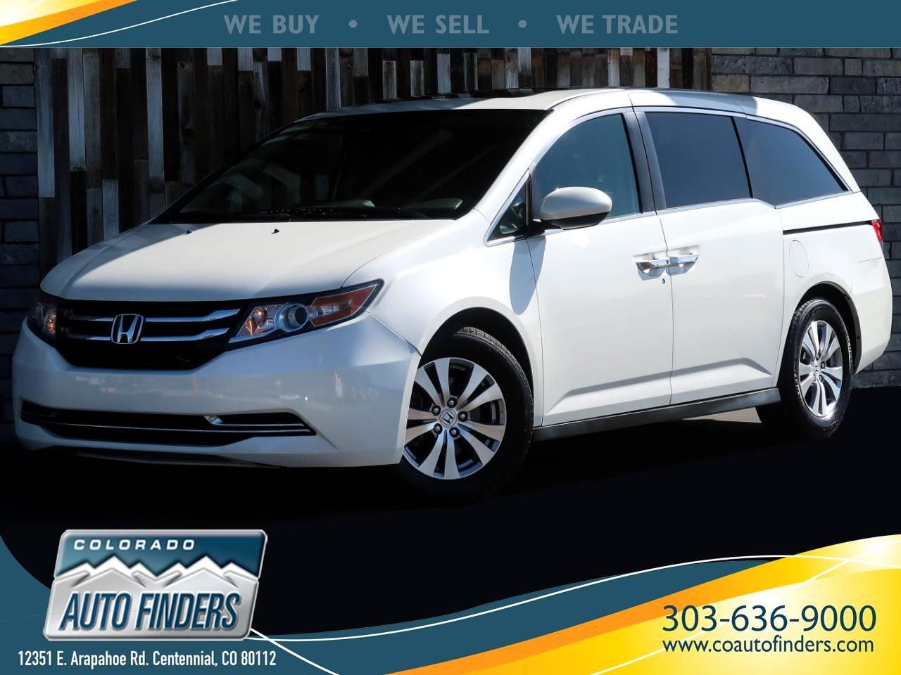 Honda Odyssey EX-L 2014