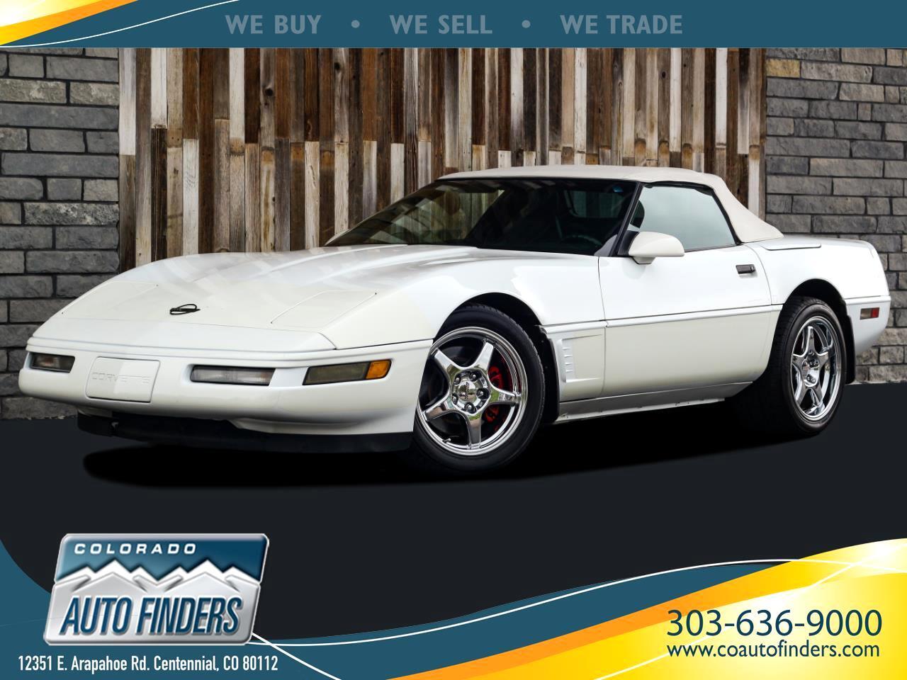 Chevrolet Corvette Convertible 1996