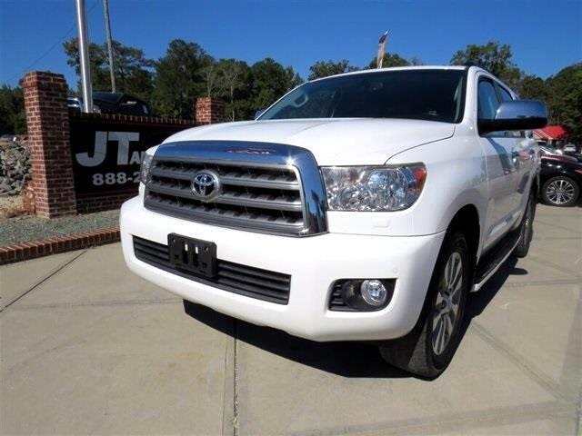 Toyota Sequoia RWD 5.7L Limited (Natl) 2016