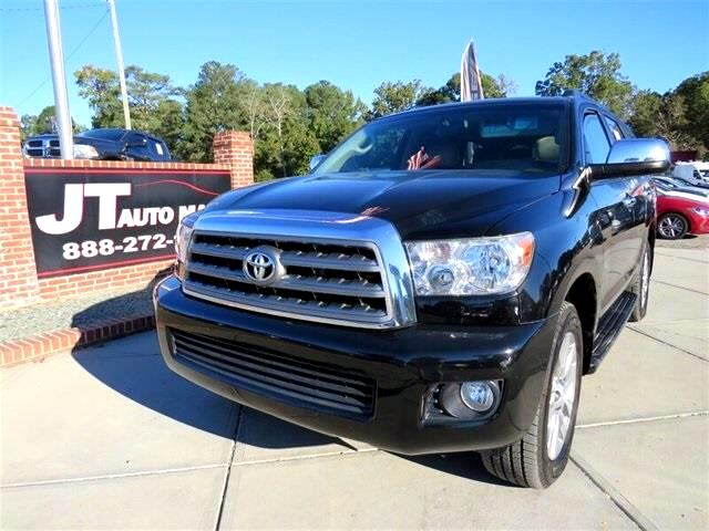 Toyota Sequoia 4WD 5.7L Limited (Natl) 2016