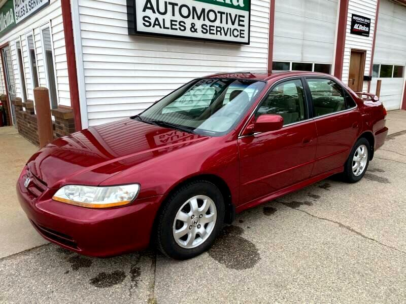 Honda Accord EX Sedan with Leather 2001