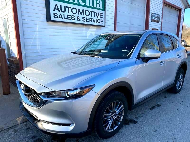 Mazda CX-5 Touring AWD 2017