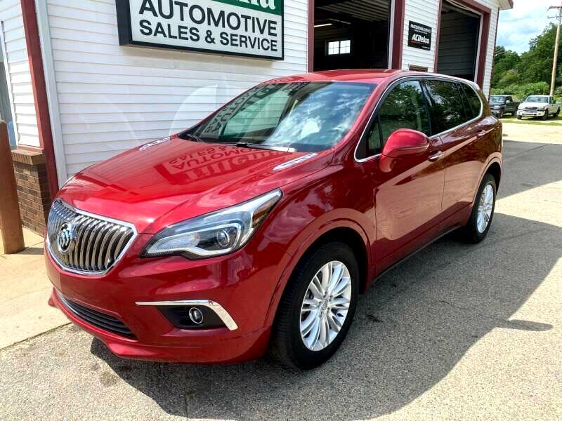 Buick Envision Preferred AWD 2017