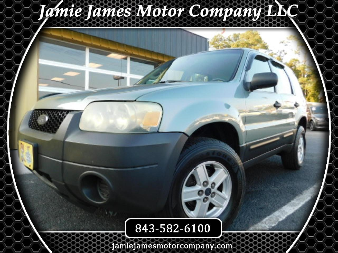 "Ford Escape 4dr 103"" WB 2.3L XLS 2005"