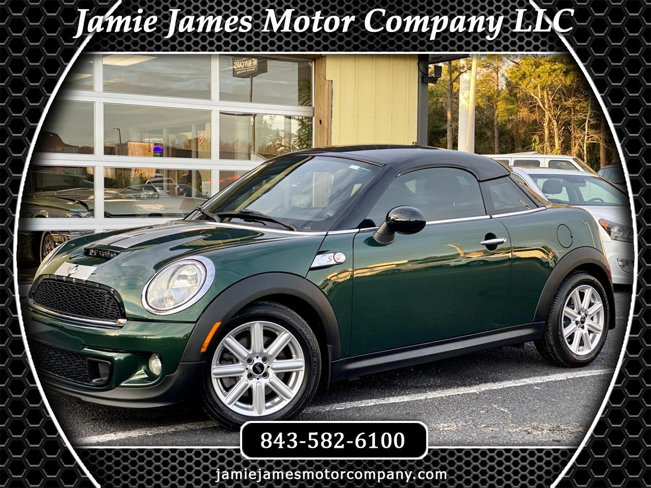 MINI Cooper Coupe  2013