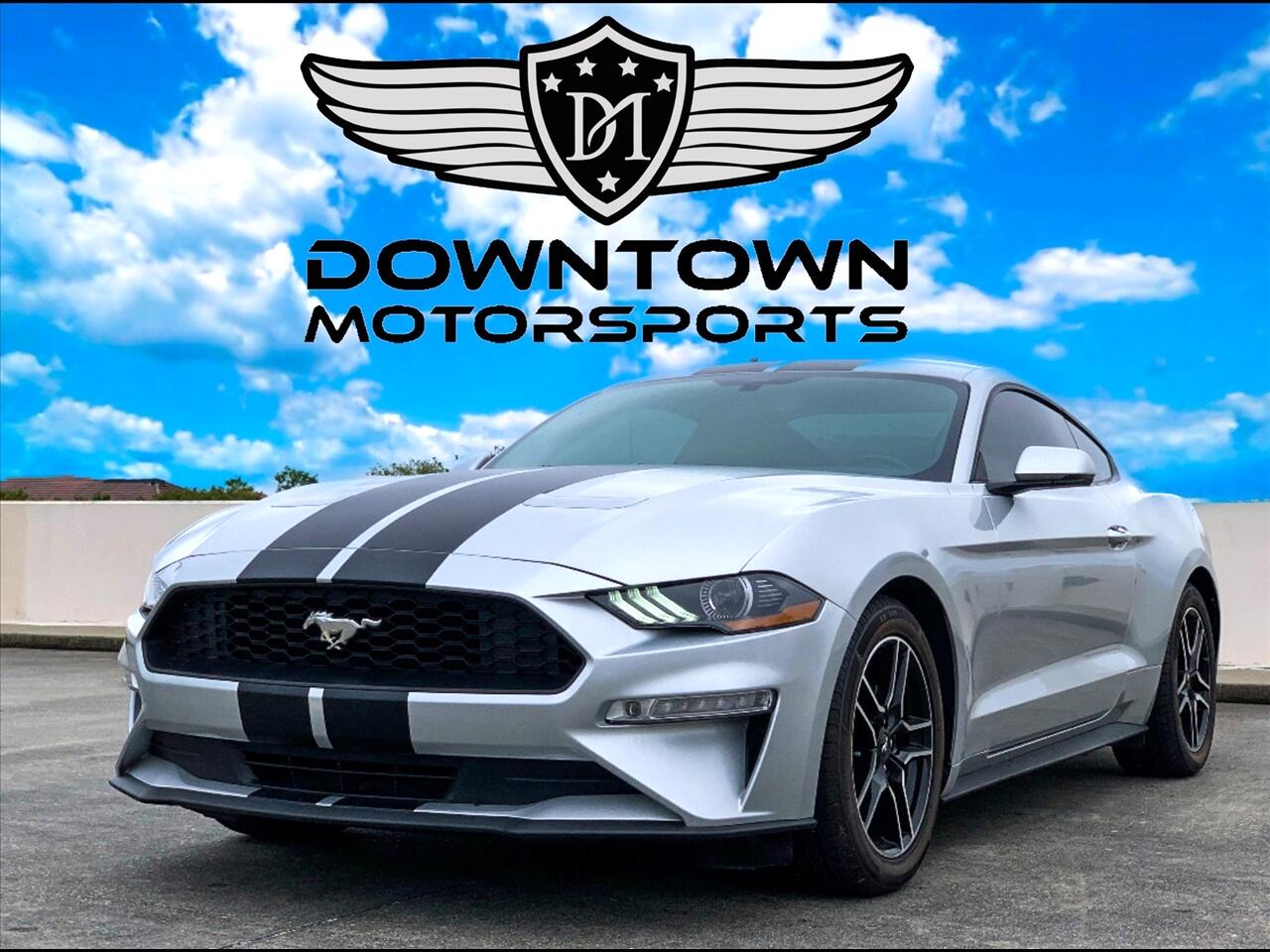 Ford Mustang Eco Premium 2D Coupe 2019