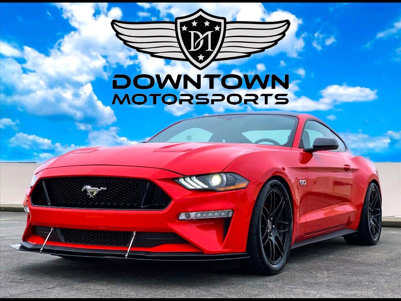 2018 Ford Mustang GT Coupe 2D