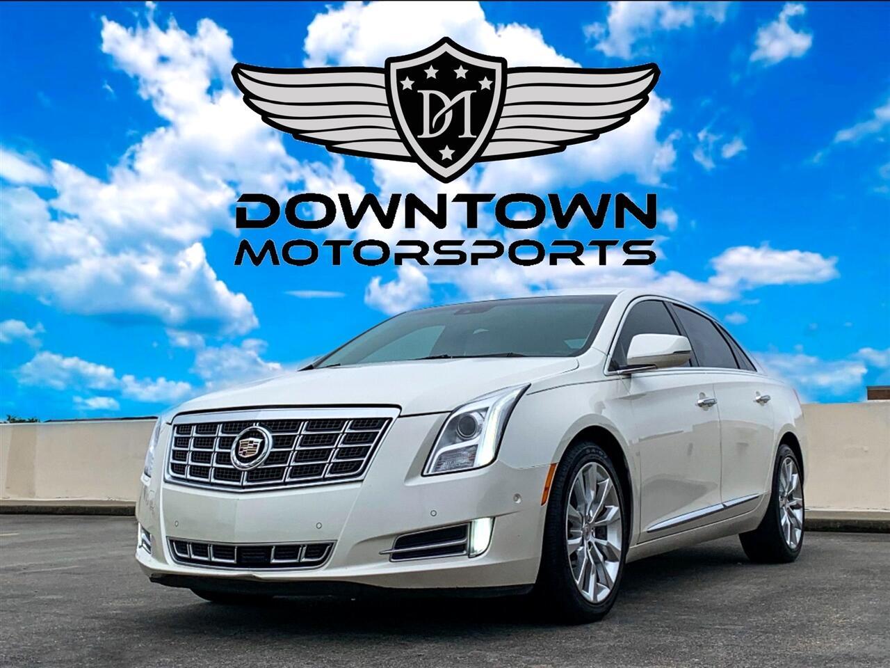 Cadillac XTS Luxury 4D Sedan 2015