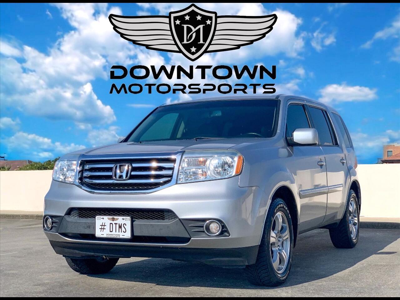 2007 Honda Pilot EX-L Sport Utility 4D