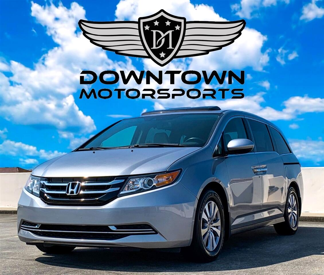 2016 Honda Odyssey EX-L Minivan 4D