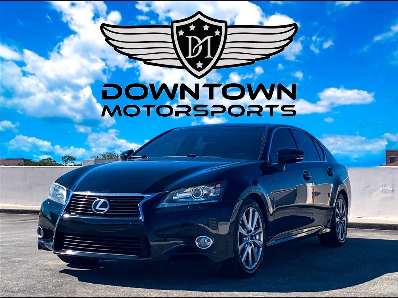 2013 Lexus GS 350 GS 350 Sedan 4D