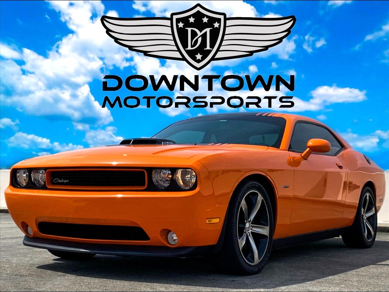 2014 Dodge Challenger R/T Shaker Coupe 2D
