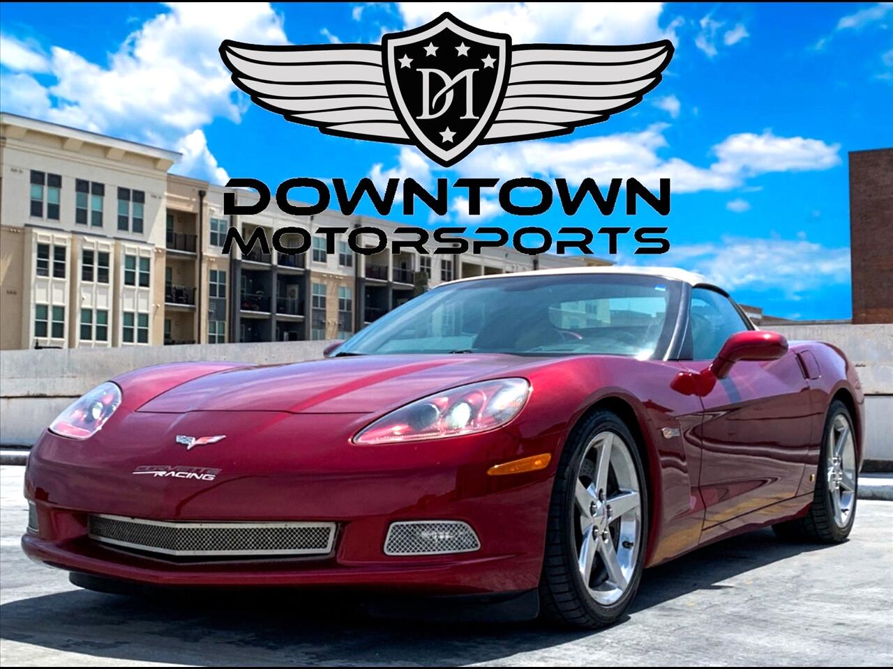 2005 Chevrolet Corvette Convertible 2D