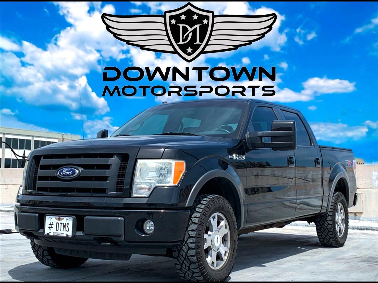 2010 Ford F150 FX4 Pickup 4D 6 1/2 ft