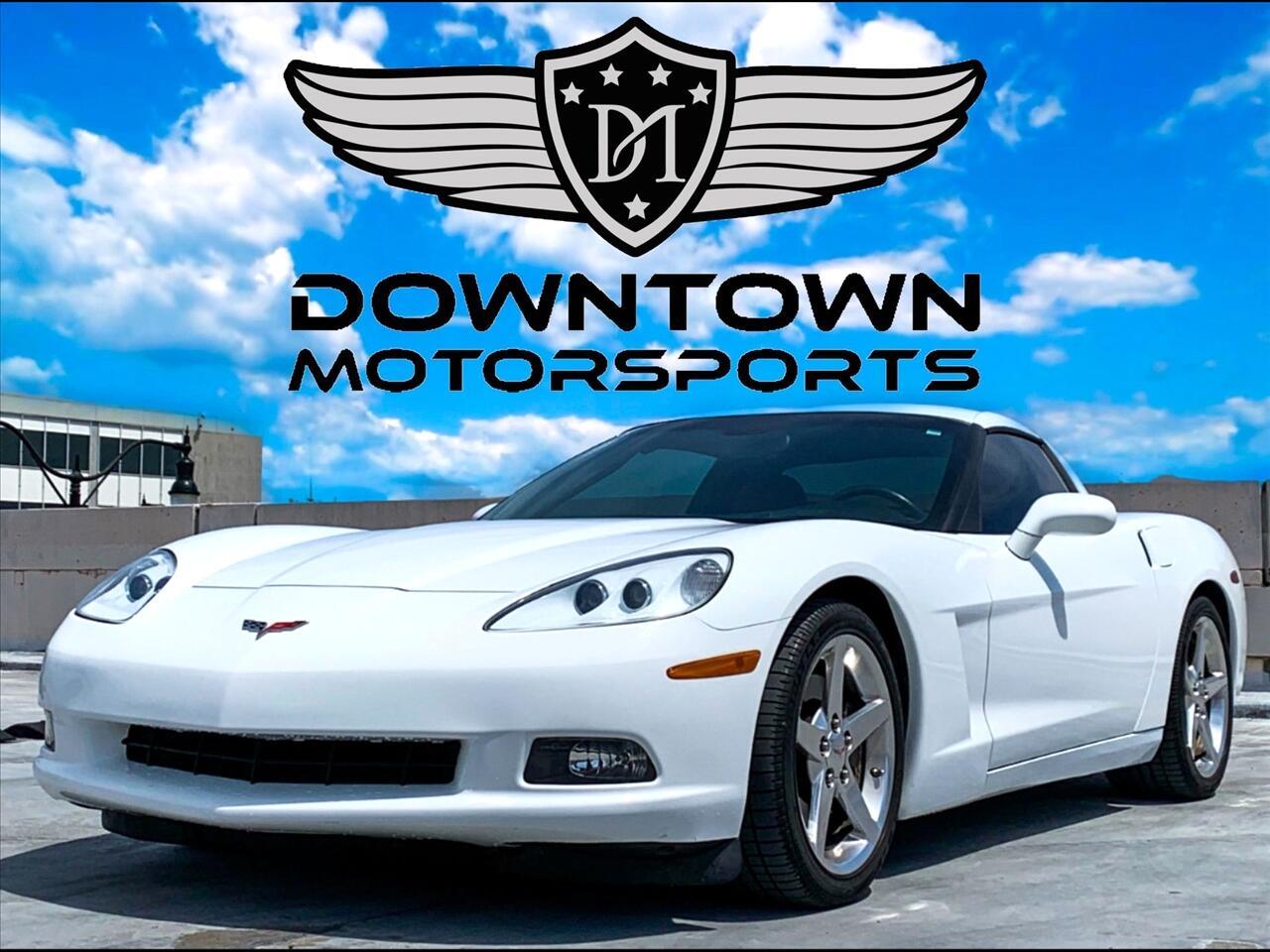 2005 Chevrolet Corvette Coupe 2D