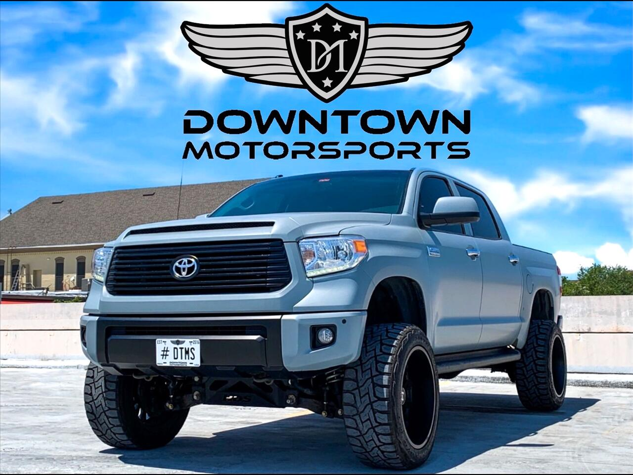 2015 Toyota Tundra Platinum Pickup 4D 5 1/2 ft