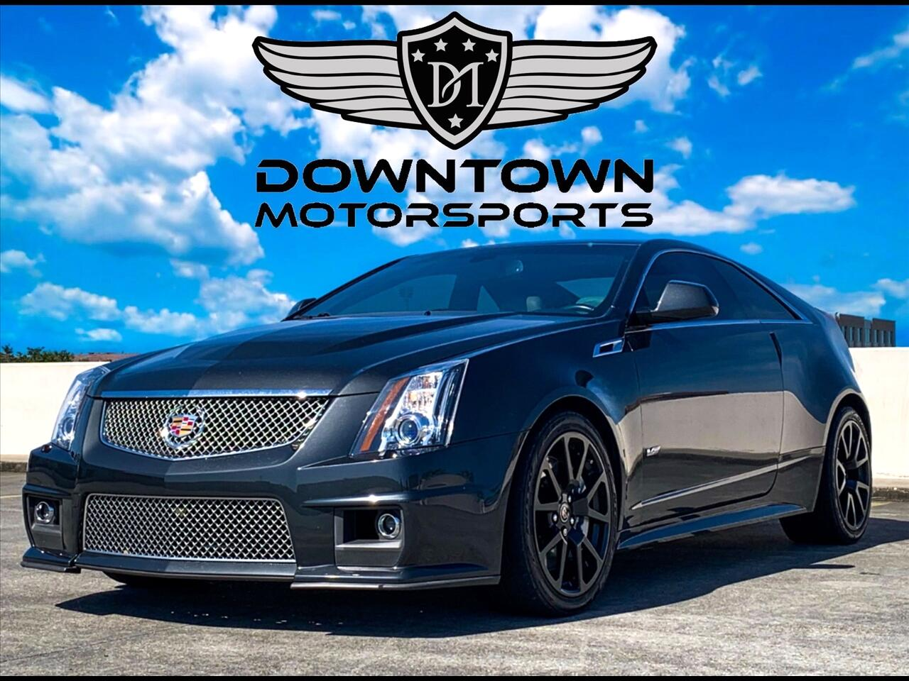 2014 Cadillac CTS CTS-V Coupe 2D