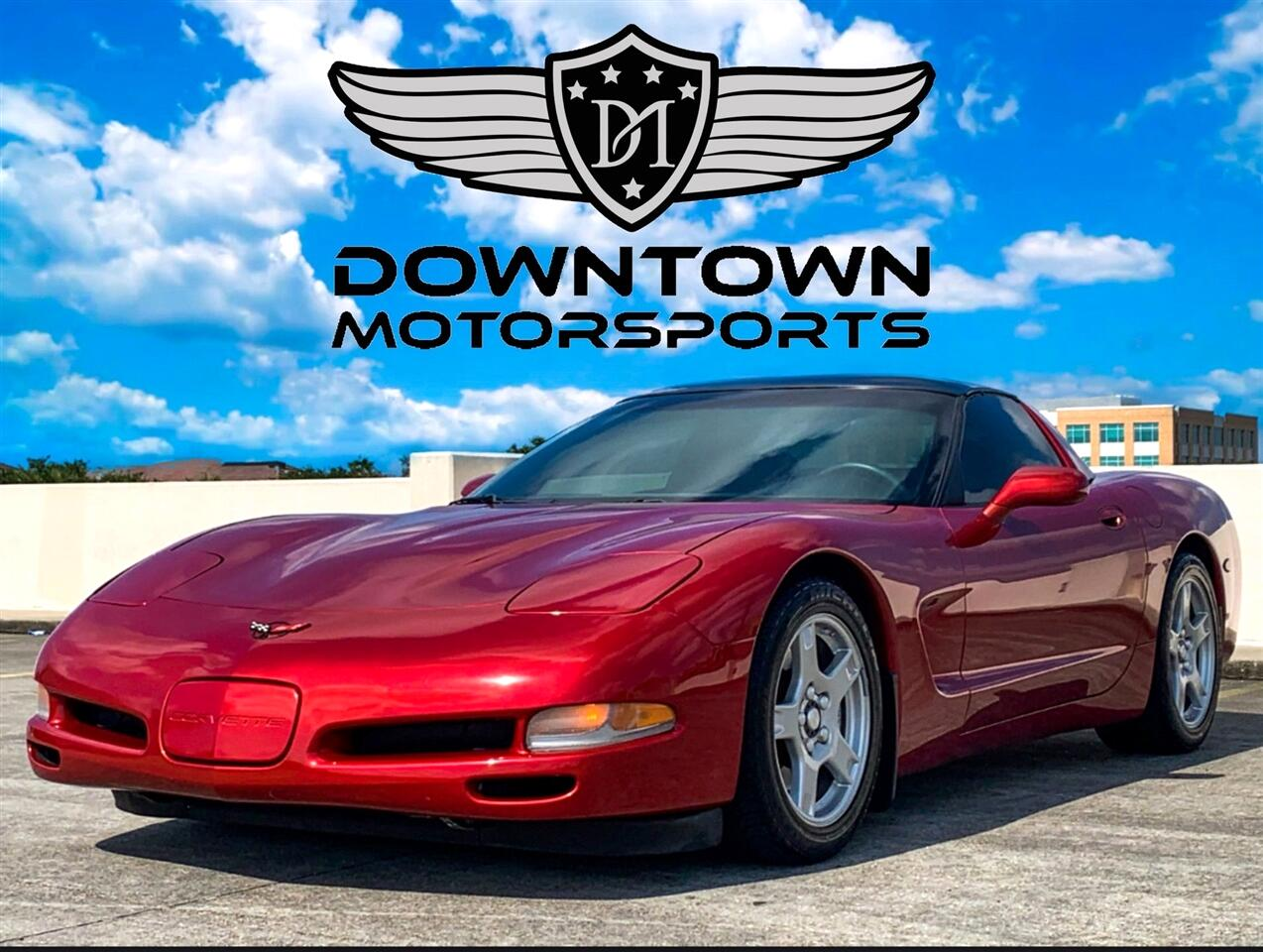 1999 Chevrolet Corvette Coupe 2D