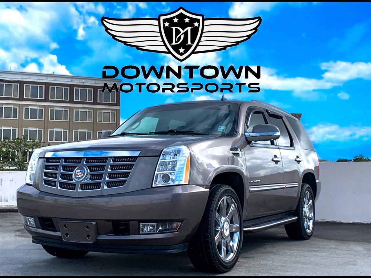 2013 Cadillac Escalade Luxury Sport Utility 4D
