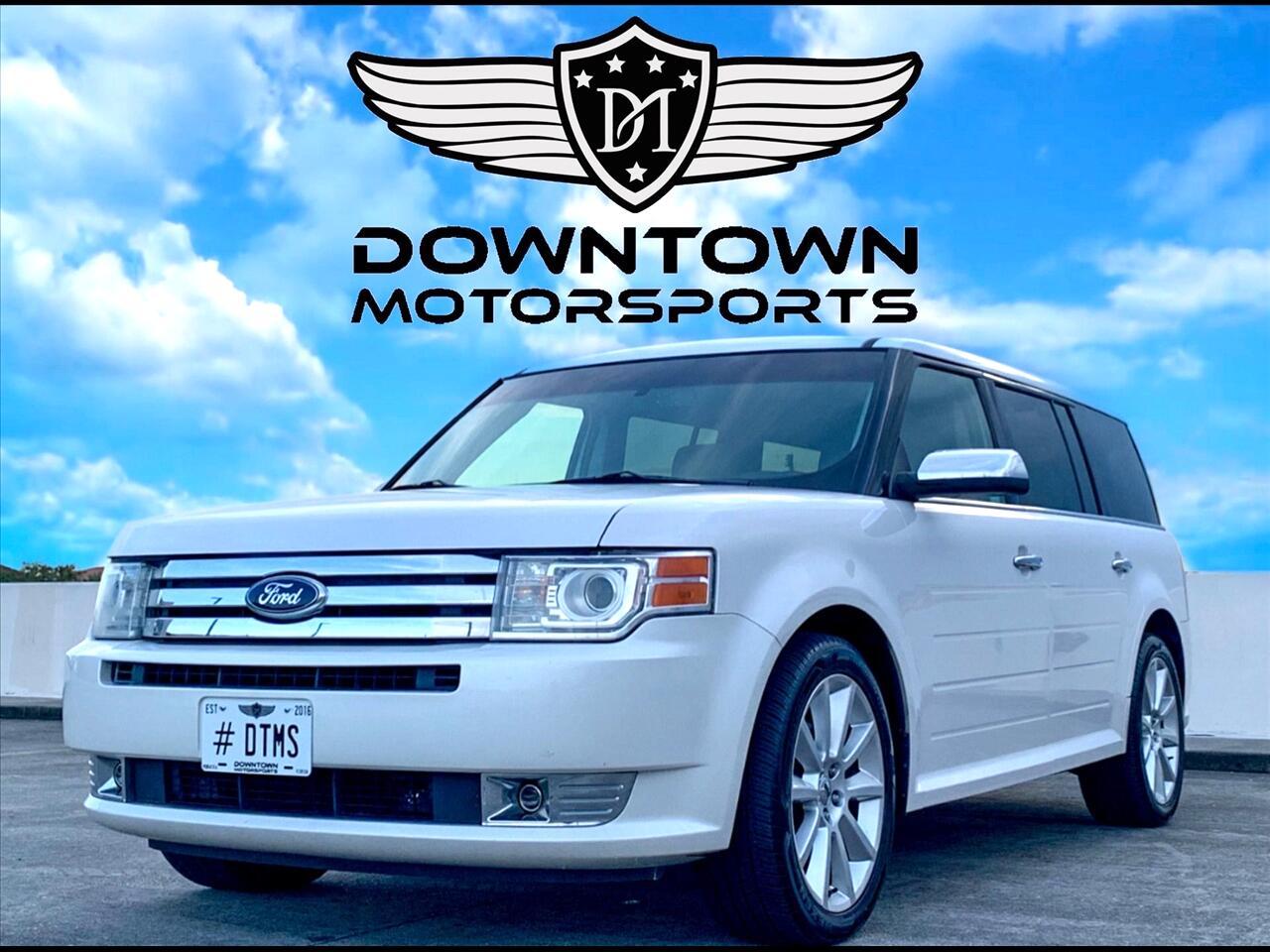 2011 Ford Flex Limited Sport Utility 4D